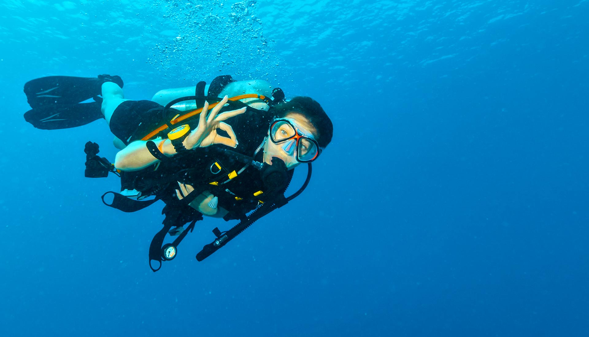 padi ow diving tioman